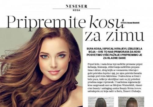 Članak: Pripremite kosu za zimu